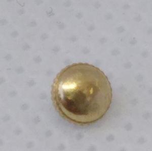 14KT Gold 4.0-4.2mm Crown